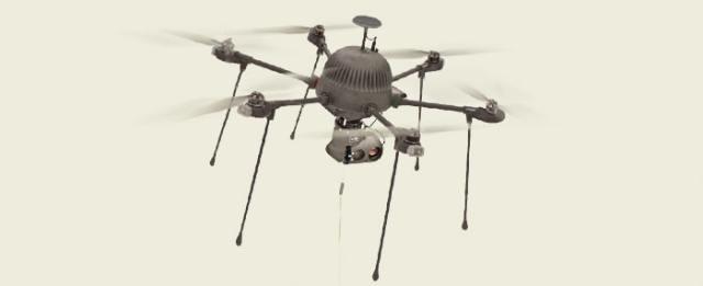 Drone Parc da CyPhy