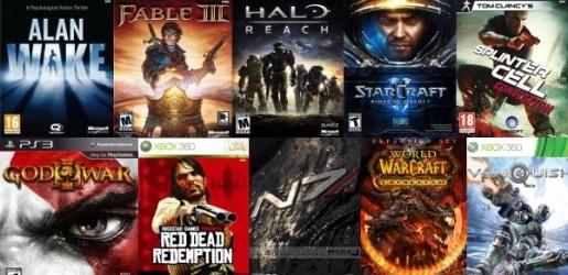 Jogos de video games