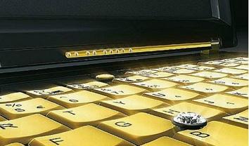 Luvaglio - teclado de diamante
