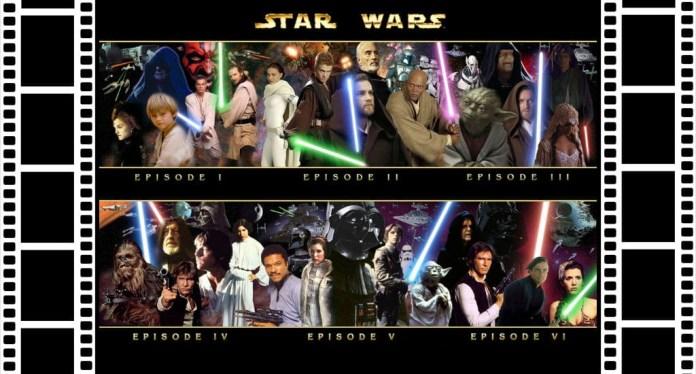 Star Wars, o filme que conquistou várias gerações (Primeira Parte)