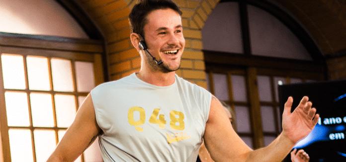Vinicius Possebon - Personal Trainer e desenvolvedor do curso online Queima de 48 Horas