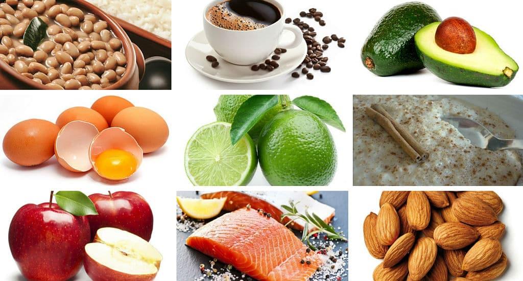 alimentos que tiram a fome