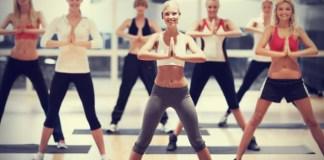 aulas de grupo para perder peso