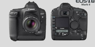 canon eos 1d mark ii