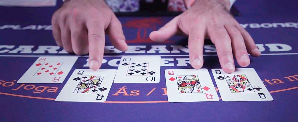 Cassino - Poker Caribenho