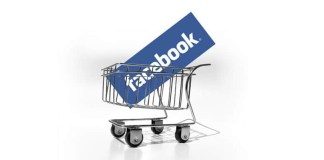 facebook commerce - loja