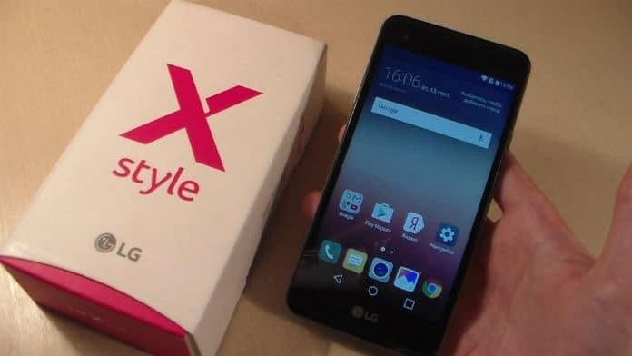 LG X Style