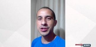 Inglês do Jerry - Depoimento do aluno Luiz Marques