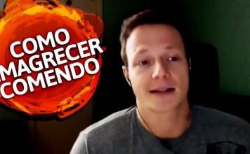 Como Emagrecer Comendo - VideoCast Q48 #1 com Rodrigo Polesso