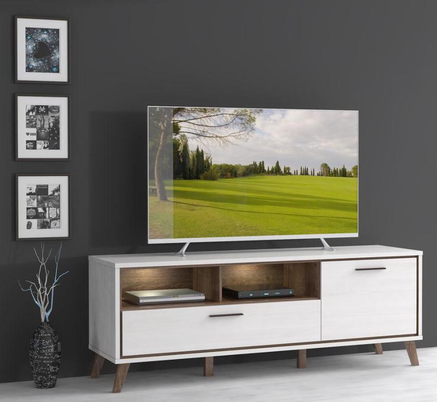 El mejor mueble tv de Conforama  Prodecoracion