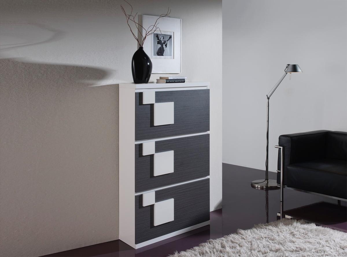 Los zapateros ms funcionales de Muebles la Fbrica  Prodecoracion