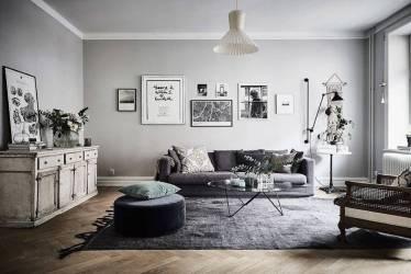 ▷ Las claves para pintar en gris perla las paredes de tu casa Prodecoracion