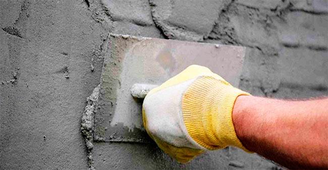 Штукатурка по эппс цементным раствором пропорция цементного раствора для стяжки пола