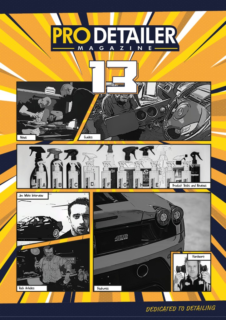 Pro Detailer 13 Cover Image