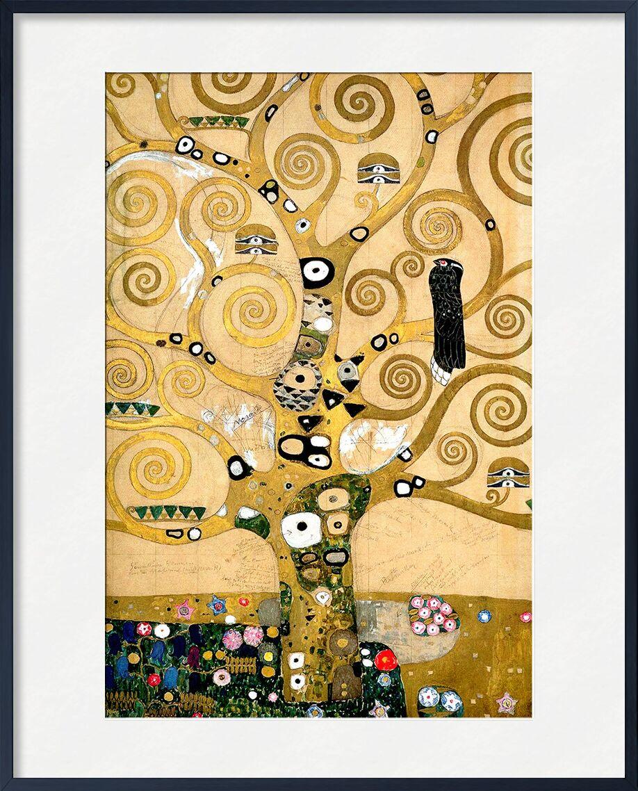 Gustav Klimt Arbre De Vie : gustav, klimt, arbre, Life,, Arborvitae, Gustav, Klimt, Print, Framed, BEAUX-ARTS