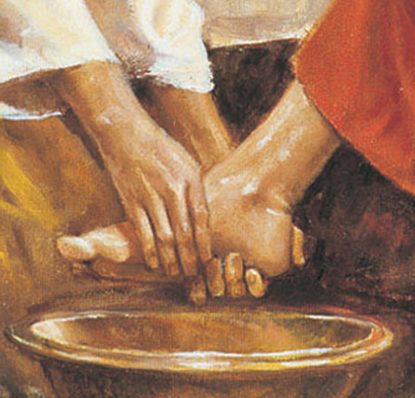 Foot-Washing | prodigalministries