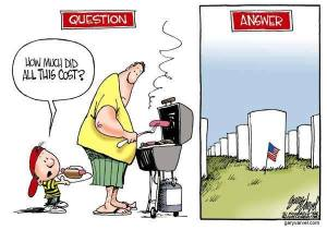 Memorial Day Question and Answer