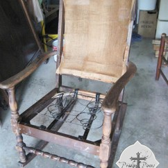 Springs For Chairs Fishing Chair Walmart Rocking Redo Prodigal Pieces