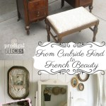 Vintage Nightstand Found Curbside Prodigal Pieces