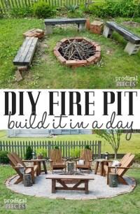 Backyard Diy Fire Pit | Outdoor Goods