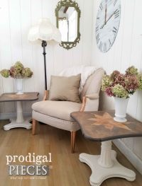 Mid Century Modern Henredon Tables Updated - Prodigal Pieces