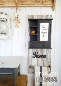 DIY Farmhouse Decor from Thrifted Finds - Prodigal Pieces