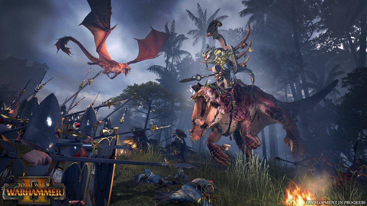 Total War: Warhammer 2 Cheat Gives Infinite Ammo, Skills and