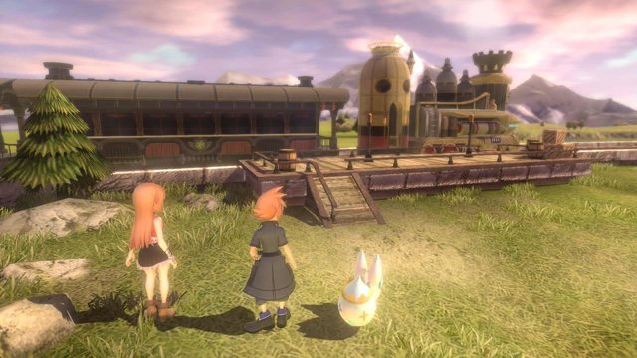 World Of Final Fantasy Cheat Gives Infinite Health, Money