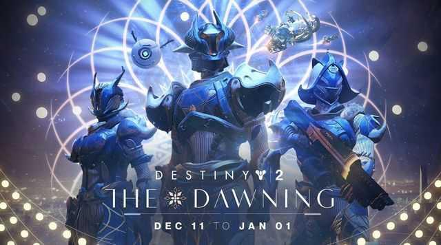Destiny 2 Dawning
