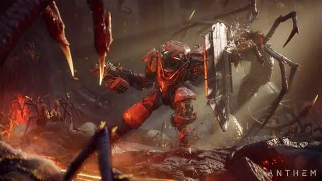 Anthem Colossus Builds For Grandmaster 1, 2, And 3