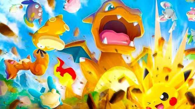 Pokemon Rumble Rush