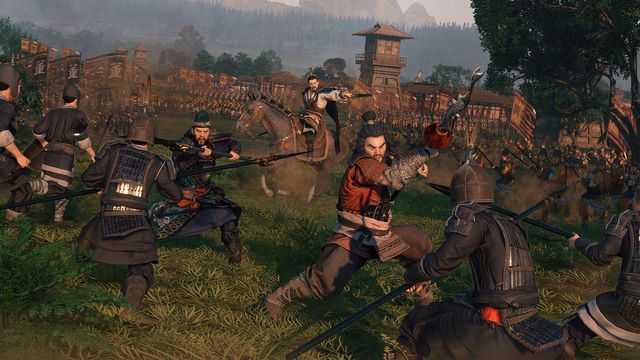 Total War Three Kingdoms Errors