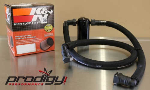 Turbo Jeep Wrangler JL Catch Can