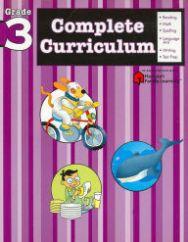 Complete Curriculum: Grade 3 (Flash Kids Complete Curriculum Series)