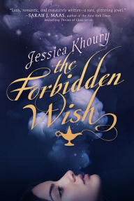 The Forbidden Wish, july book list, reading list, summer reading