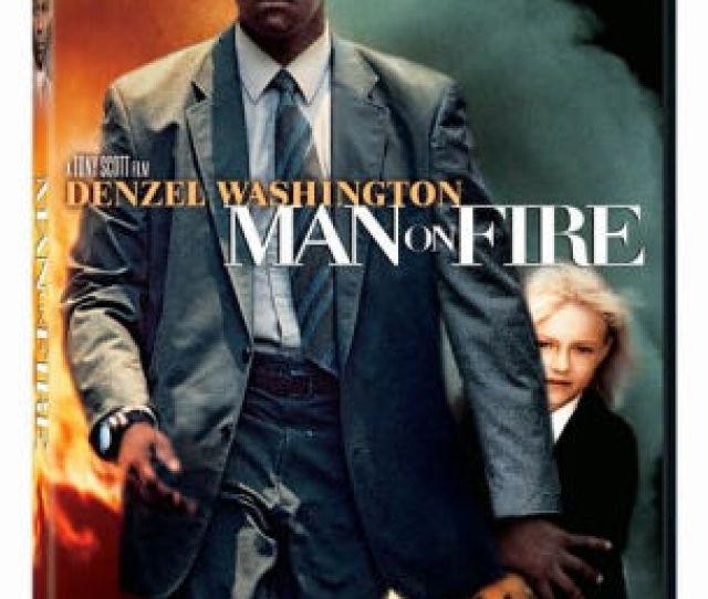 Man On Fire By Tony Scott Denzel Washington Dakota Fanning Christopher Walken 24543139652 Dvd Barnes Noble