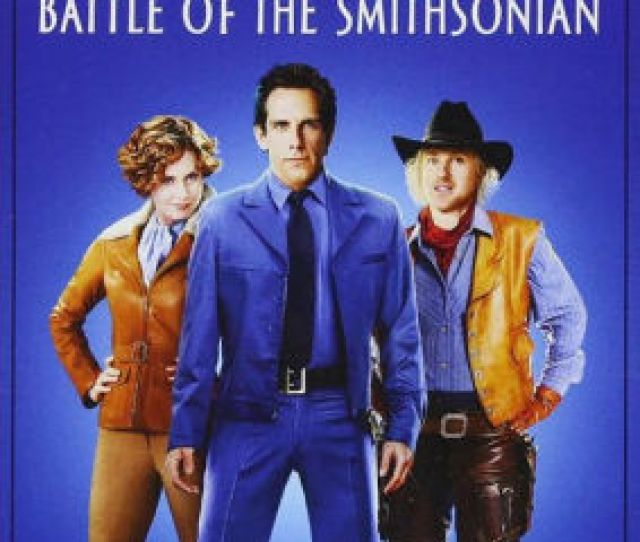 Night At The Museum Battle Of The Smithsonian By Shawn Levy Ben Stiller Amy Adams Robin Williams 24543489801 Dvd Barnes Noble