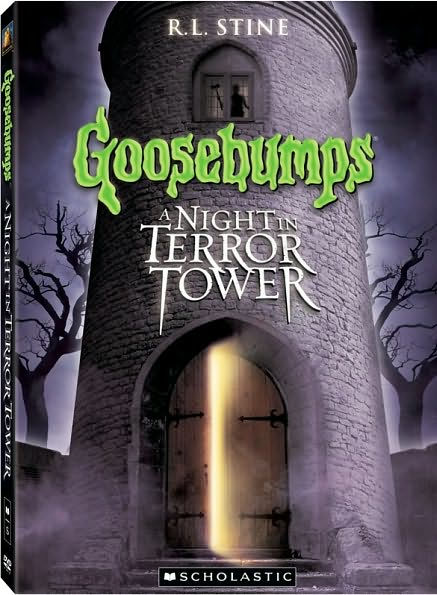 Goosebumps A Night In Terror Tower 24543529606 DVD