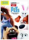 Title: The Secret Life of Pets
