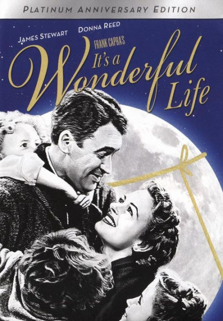 Its a Wonderful Life by Frank Capra Frank Capra James