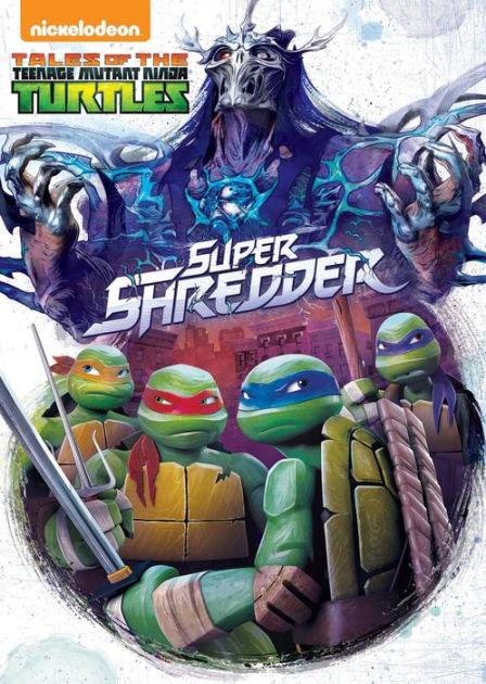 Tales Of The Teenage Mutant Ninja Turtles The Final Chapters : tales, teenage, mutant, ninja, turtles, final, chapters, Tales, Teenage, Mutant, Ninja, Turtles, Super, Barnes, Noble®
