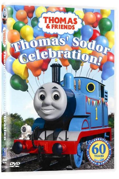 Thomas Amp Friends Thomas Sodor Celebration 884487106345