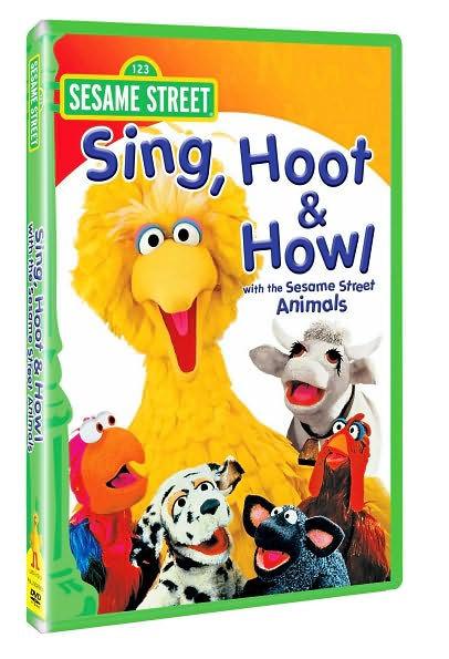 Sesame Street Sing Hoot Amp Howl With The Sesame Street