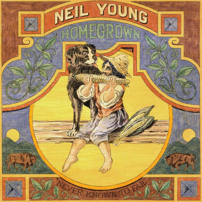 Homegrown by Neil Young | 93624898672 | CD | Barnes & Noble®