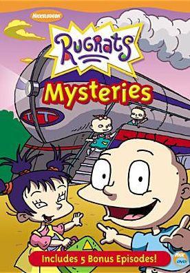 Dvd Rugrats : rugrats, Rugrats:, Rugrats, Mysteries, Mothersbaugh,, Mothersbaugh, Barnes, Noble®