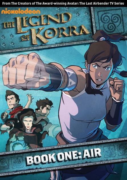Legend Of Korra New Book : legend, korra, Legend, Korra:, Barnes, Noble®