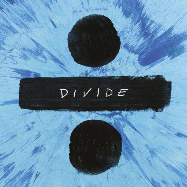 Divide By Ed Sheeran 190295859015 Vinyl LP Barnes