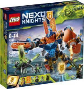 Title: LEGO® Nexo Knights Tech Wizard Showdown 72004