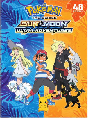 pokemon sun moon ultra