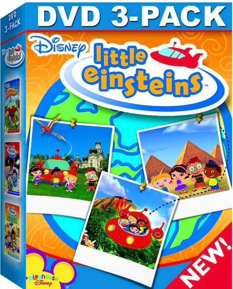 Little Einsteins My Favorite Adventures Collection DVD